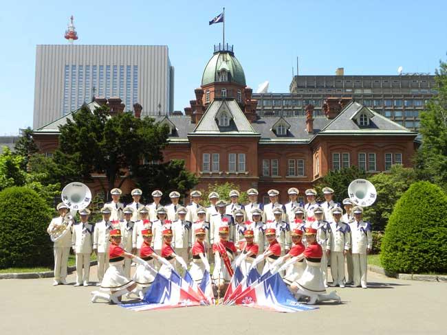 ようこそ!北海道警察音楽隊